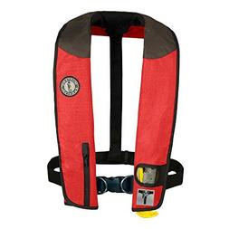 Mustang Deluxe Adult Inflatable - Manual w/Harness - Univers