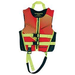 West Marine Deluxe Kids' Rapid Dry Life Jacket, Child 30-5