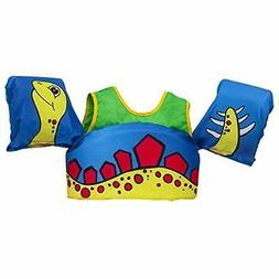 "Dinosaur Swim Vests Life Jacket Sports "" Outdoors"