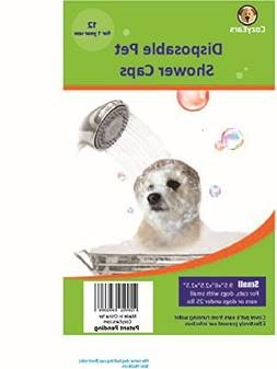 Disposable Pet Shower Caps, Dog, Cover, Protection Bath, Rai