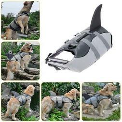 Dog flotation device Shark Mermaid Shape Dog Life Jacket Pet