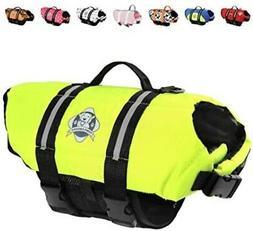 Paws Aboard Dog Life Jacket, Fashionable Dog Life Vest for S