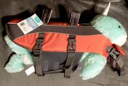 dog life jacket medium nwt