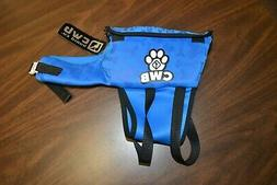 CWB DOG LIFE VEST  SMALL