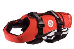 Doggy Floatation Device in Red - Size-See Chart Below: Small
