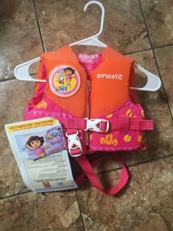 Stearns Dora The Explorer Infant Life Jacket, Vest PFD Type