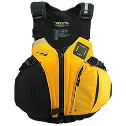 Stohlquist Drifter Kayak Lifejacket-Yellow-S/M