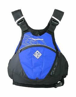 Stohlquist Edge Life Jacket, Royal Blue, Small/Medium