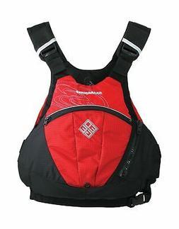 Stohlquist Edge Life Jacket, Red, Large/X-Large