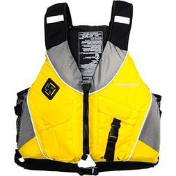 Extrasport Equinox DLX Type III Life Jacket, Large/X-Large,