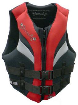 flame premium neoprene women s life jacket