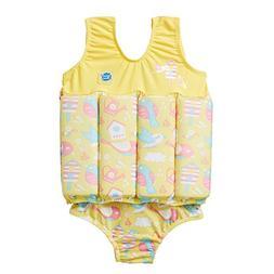 Splash About Float Suit Adjustable Buoyancy, Garden Birds, 2