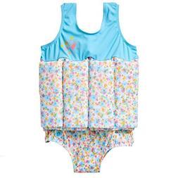 Splash About Float Suit Adjustable Buoyancy, Flora Bimbi, 2-