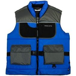 Stearns Floatation Fishing Vest Life Jacket
