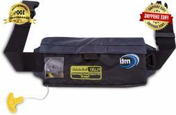 MTI Adventurewear Fluid Inflatable Belt Pack PFD Life Jacket