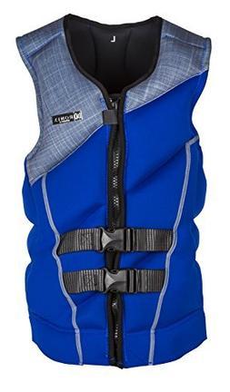 Ronix Forester 2.0 Capella CGA Vest Blue/Grey Plaid