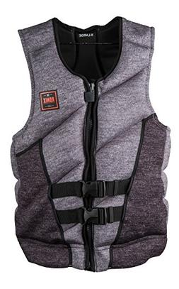 Ronix Forrester 2.0 Capella CGA Vest Grey Heather -xxlarge