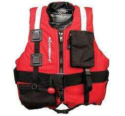 Extrasport Fury PFD / Life Jacket - Rescue, sport: Red or Ye