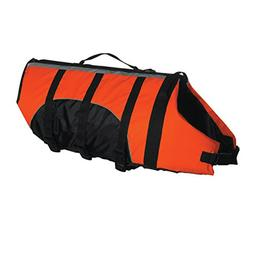 "Guardian Gear Aquatic Preserver for Dogs, 30"" XXL, Orange"
