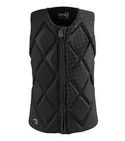 O'Neill Women's Gem Comp Life Vest, Black, 12
