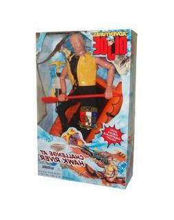 GI Joe Year 1998 The Adventures Series 12 Inch Tall Action F