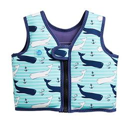 Splash About Go Splash Swim Vest, Vintage Moby, 1-2 Years