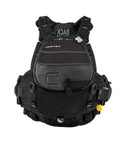 Astral Green Jacket Personal Flotation Device Slate Black L/