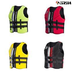 HI Adults Neoprene Life Jacket Waterski Wakeboard Life Vest