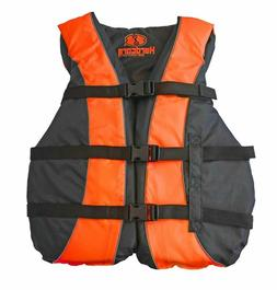 Hardcore Water Sports High Visibility Coast Guard Approved L