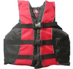 High Visibility USCG Approved Life Jackets for the Whole Fam