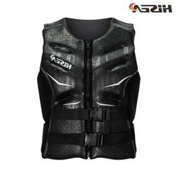 Hot Adult Life Jacket Buoyancy Premium Neoprene Vest Watersk