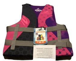 Stearns Hydroprene Adult Boating Ski Vest Life Jacket L/XL Y