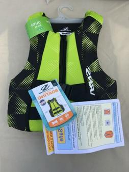 Stearns Hydroprene Boating Life Vest Jacket Youth Lime Green