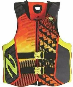 Stearns Hydroprene Neoprene Adult Mens Life Jacket Wakeboard