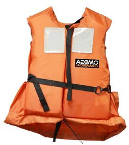 Omega Type I Commercial Off-Shore Performance Life Vest