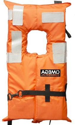 Omega Type I Commercial Off-Shore Life Vest