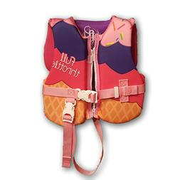 Full Throttle Ice Cream Cone Infant Life Vest under 30lbs