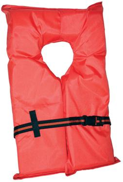 Kent Water Sports 10200020000412 Large Orange Adult Type II