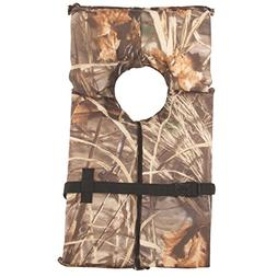 Stearns Type II Adult Max-4 Camo Nylon Life Vest