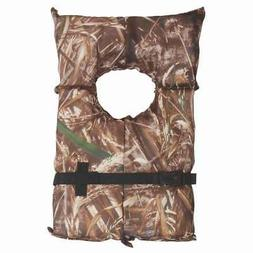 Stearns Type II PFD - Realtree Max-5 Camouflage