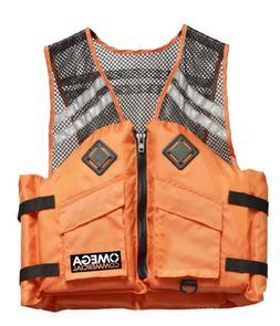 Omega Type III Commercial Comfort Mesh Deluxe Life Vest