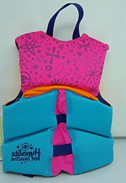 Hyperlite Girls Type III Life Vest, USCG Approved Personal F