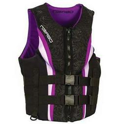 O'Brien Impulse Neo Womens Life Vest 2017 X-Small/Purple NEW
