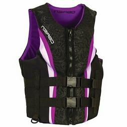 O'Brien Women's Impulse Neo Life Vest, Purple, Small
