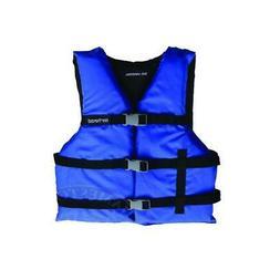 Type II Life Vest Jacket PFD Storage Pack LARGE Kwik Tek T-Bag T-Top Bimini 6