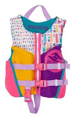 Hyperlite Girls Child Life Vest Toddler
