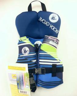 Body Glove Baby Infant Child Life Vest Jacket PFD US CoastGu