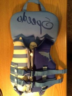 infant coast guard approved neoprene life jacket