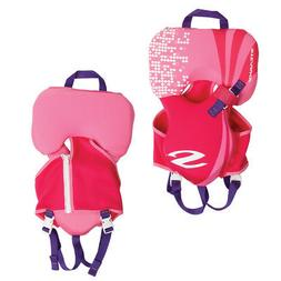 Stearns Infant Hydroprene Life Jacket Up To 30 Lbs Pink
