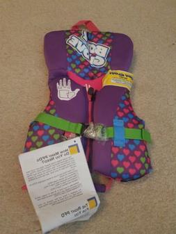 Body Glove Infant Life Jacket Preserver Vest  Less 30lb Boat